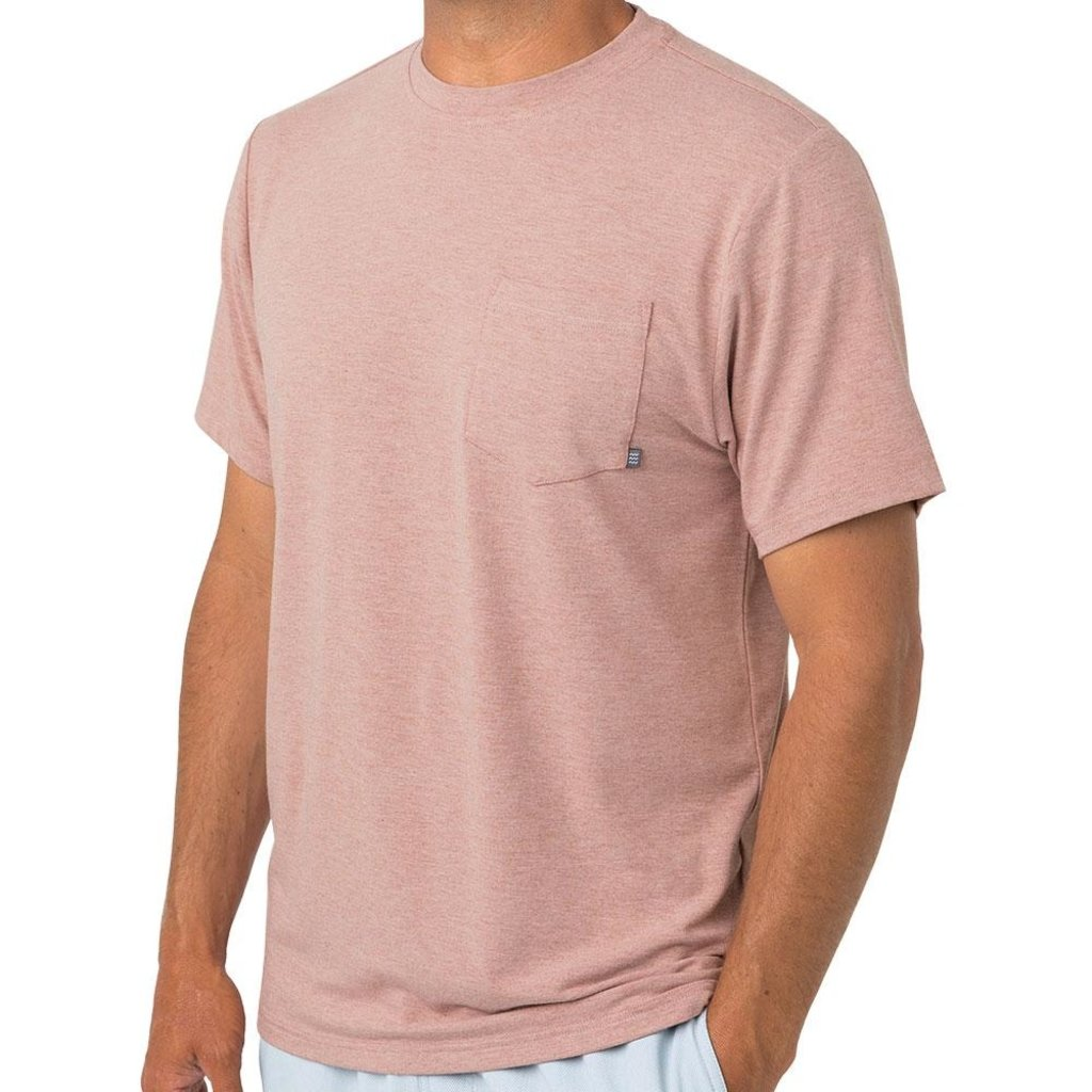 FREE FLY Free Fly - Men's Bamboo Flex Pocket Tee