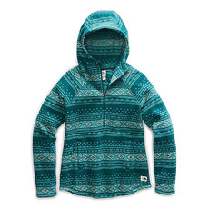 THE NORTH FACE The North Face - Women's Printed Crescent Hooded Pullover