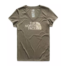 THE NORTH FACE The North Face - Womens Half Dome V-Neck Tee