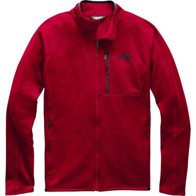 THE NORTH FACE The North Face - Men's Canyonlands Full Zip Fleece