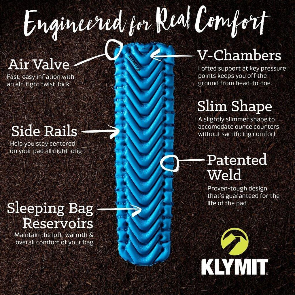KLYMIT Klymit - V Ultralite Sleeping Pad