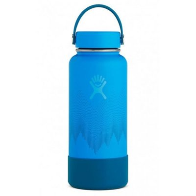 HYDRO FLASK Hydro Flask - 32 oz Wide Mouth With Flex Cap & Boot