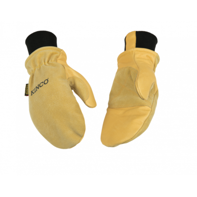 Kinco Gloves Kinco - Lined Pigskin Ski Mitten