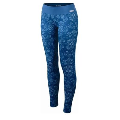 TERRAMAR Terramar - 2.0 Women's Cloud Nine Printed  Tight