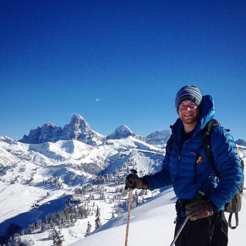 Field Notes - James Knight and Backcountry Skiing