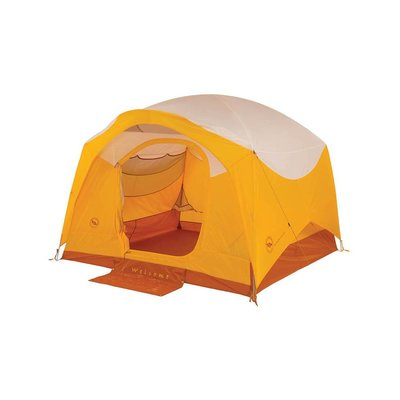 BIG AGNES Big Agnes - Big House 6 Deluxe Gold/White