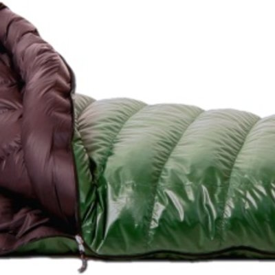 WESTERN MOUNTAINEERING Western Mountaineering - Badger MF 15° Down Sleeping Bag