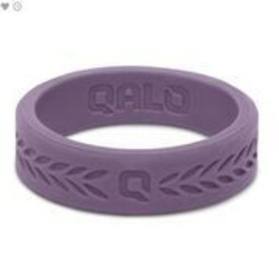 QALO Qalo - Women's Flat Laurel Ring