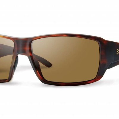 SMITH Smith - Guide's Choice Matte Havana Polarized Brown Sunglasses