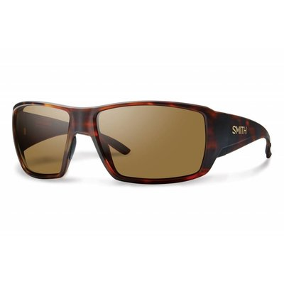 SMITH OPTICS Smith - Guide's Choice Matte Havana Polarized Brown Sunglasses