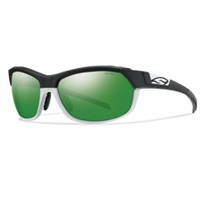 SMITH OPTICS Smith - Pivlock Overdrive, Black/ Green SOL-X, Carbonic Lens