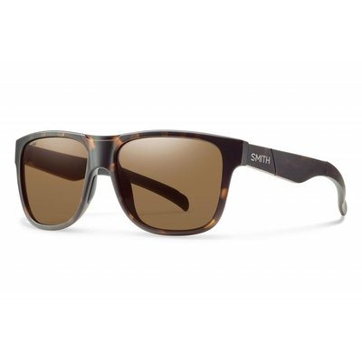 SMITH OPTICS Smith - Lowdown XL, Matte Tortoise, ChromaPop Polarized Lens