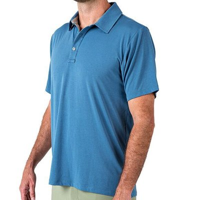 FREE FLY Free Fly - Men's Bamboo Flex Polo