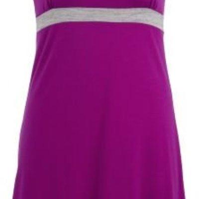 ICEBREAKER Icebreaker - Women's Muse Dress Vivid (Purple) L