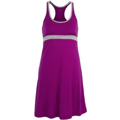 ICEBREAKER Icebreaker - Women's Muse Dress Vivid (Purple) L