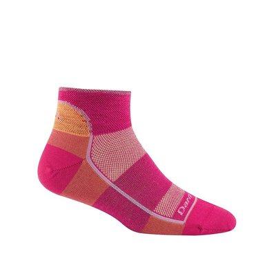 DARN TOUGH Darn Tough - Women's 1/4 Sock Ultra-Light