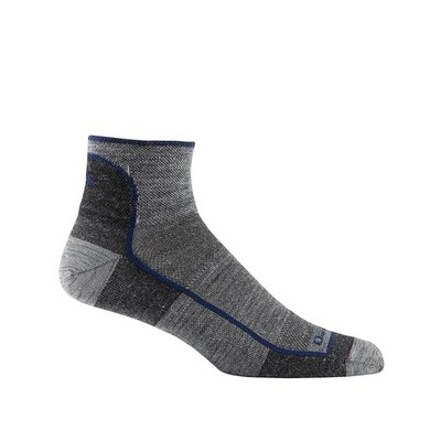 DARN TOUGH Darn Tough - Men's 1/4 Sock Light
