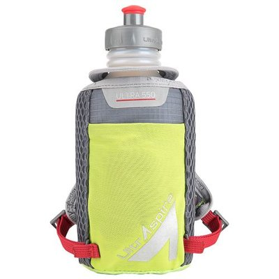 ULTRASPIRE UltrAspire - Ultra 550 Bottle and Carrier, ANSI Yellow, O/S