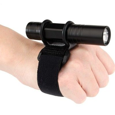 ULTRASPIRE UltrAspire - Wrist Light, 100 Lumen, Black