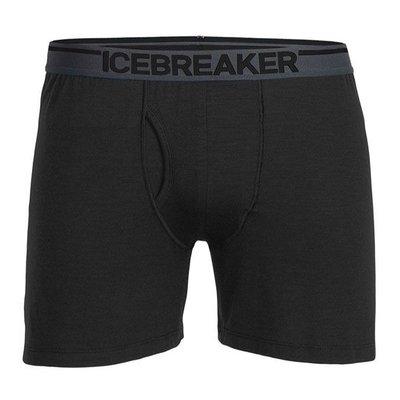 ICEBREAKER Icebreaker - Men's Anatomica Long Boxer With Fly