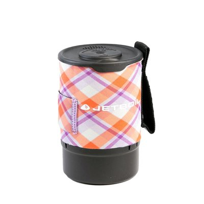 JETBOIL Jet Boil - Zip Cozy Yama Purple Plaid