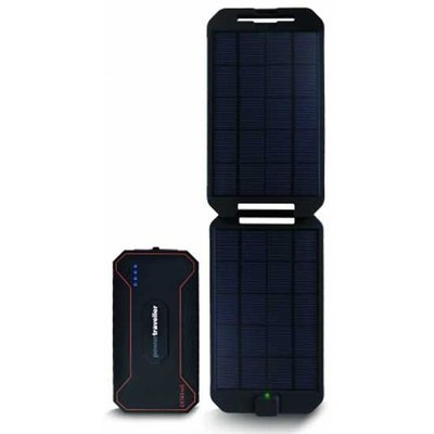 POWER TRAVELLER Power Traveller - Waterproof Rugged Solar Powered Charger, Extreme