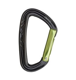 BLACK DIAMOND Black Diamond - Nitron Straight Gate Carabiner,