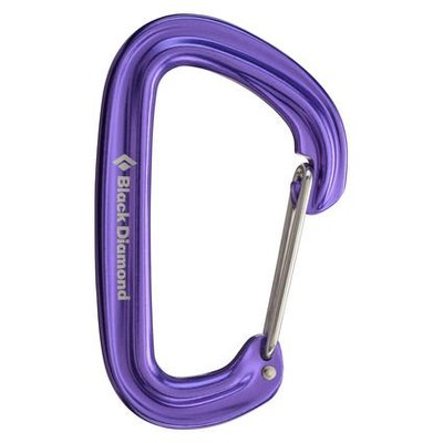 BLACK DIAMOND Black Diamond -  Neutrino Wiregate Carabiner
