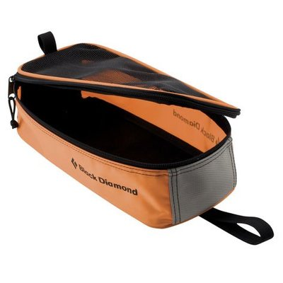 BLACK DIAMOND Black Diamond - Crampon Bag, Orange