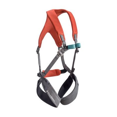 BLACK DIAMOND Black Diamond - Momentum Kid's Full Body Harness, Octane, O/S