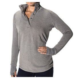 FREE FLY Free Fly - Women's Bamboo Thermal Fleece Pullover