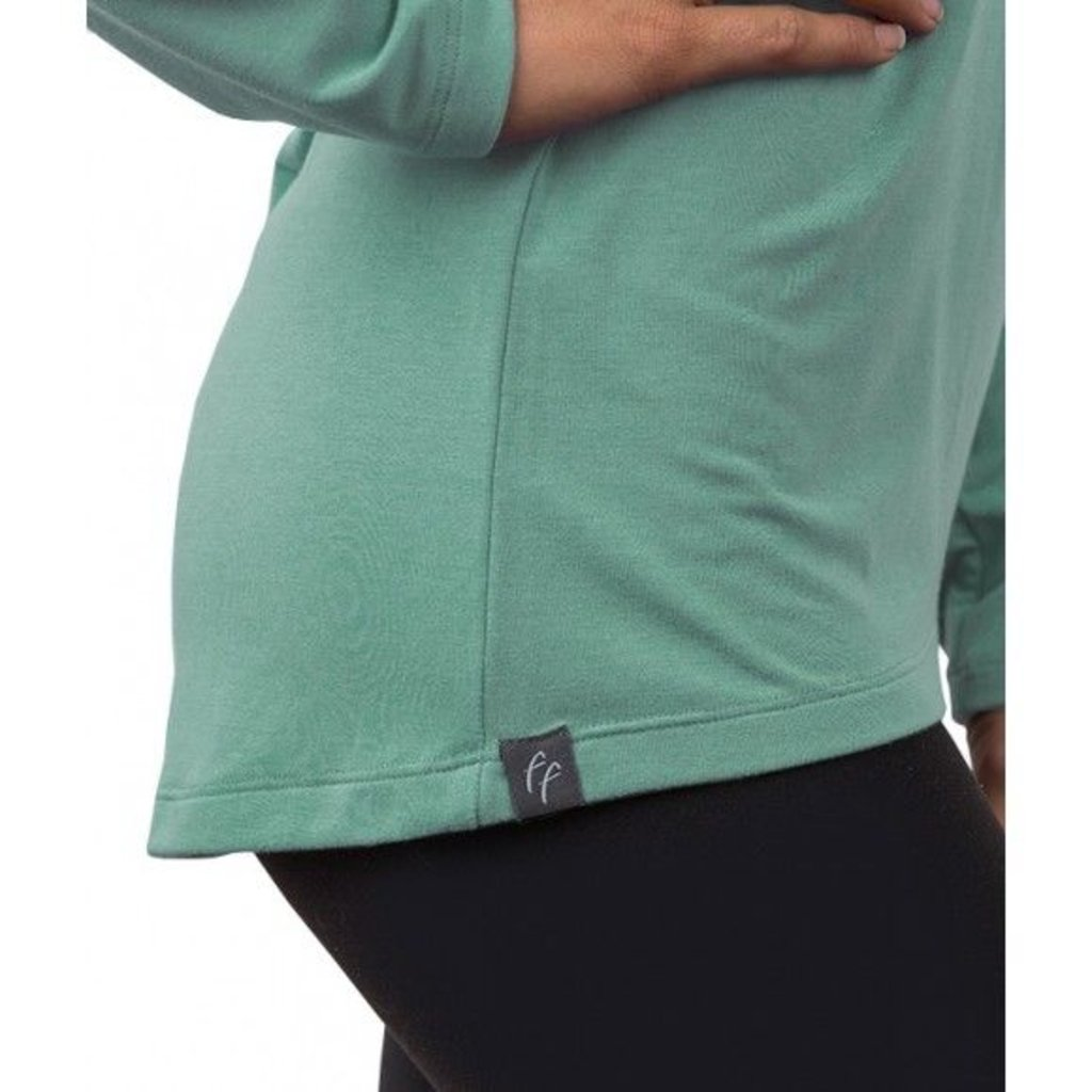 FREE FLY Free Fly - Women's Bamboo Flex Long Sleeve