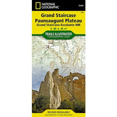 NATIONAL GEOGRAPHIC National Geographic - Trail Maps -