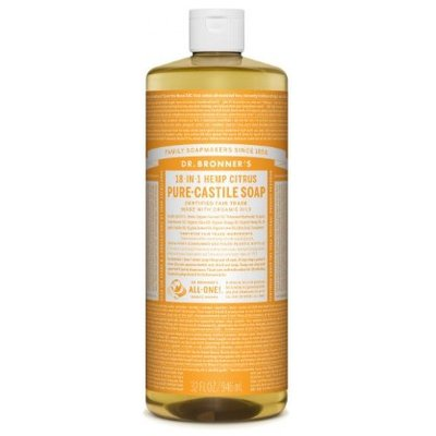 Dr. Bronners - Pure-Castile Liquid Soap - 8oz