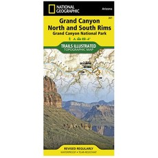 NATIONAL GEOGRAPHIC National Geographic - Trail Maps - Arizona