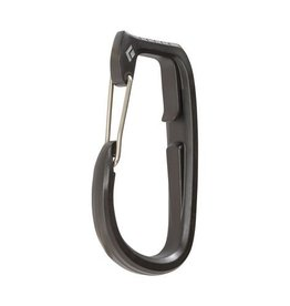 BLACK DIAMOND Black Diamond - Ice Clipper Black Carabiner