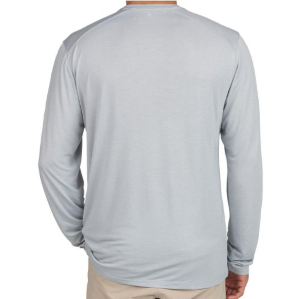 FREE FLY Free Fly - Men's Bamboo Lightweight Long Sleeve