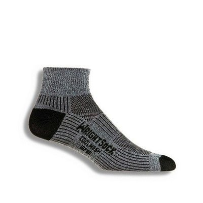 Wrightsock - DL Coolmesh II Qtr Sock