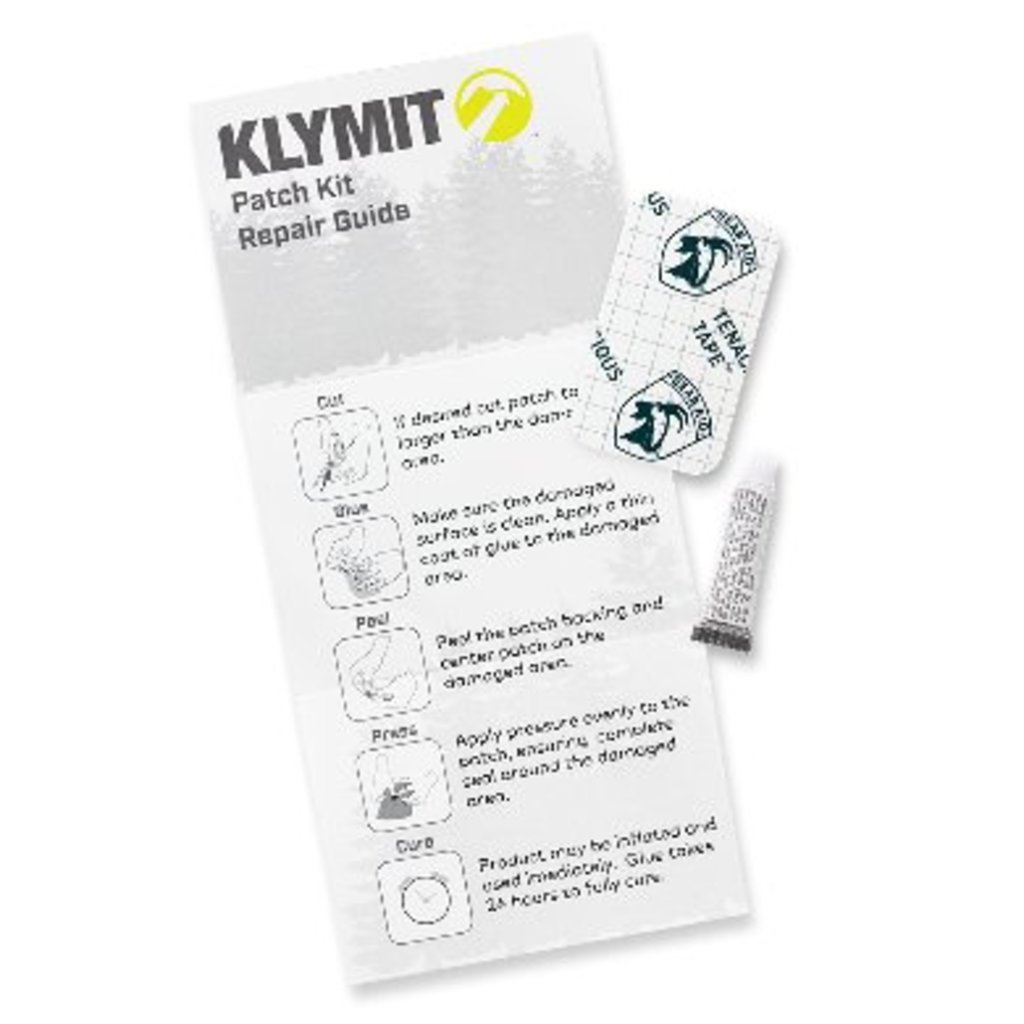 Klymit - Double V Sleeping Pad