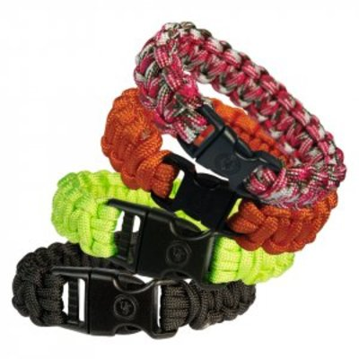 "Ultimate Survival - Para Bracelet 8"" Bright Asst"