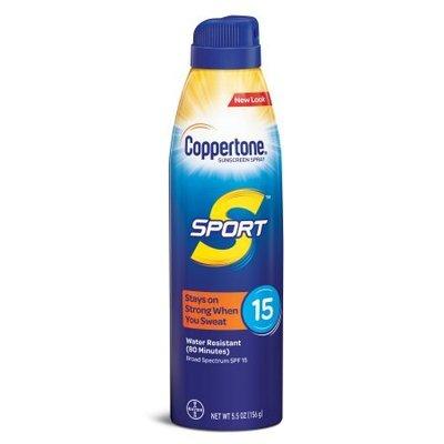 COPPERTONE SPORT - SPF15 8 OZ