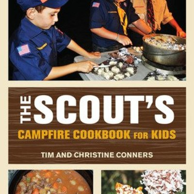 National Book Netwrk - Scout's Campfire Cookbook Kids