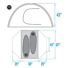 THE NORTH FACE The North Face - Stormbreak 3 Tent