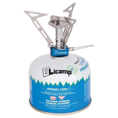 Olicamp - Vector Stove