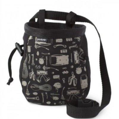 PRANA PrAna - Graphic Chalk Bag w/ Belt