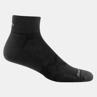 DARN TOUGH Darn Tough - Men's Vertex 1/4 Ultra Light Cushion Sock