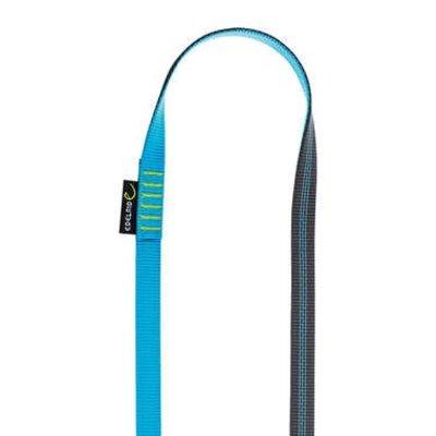 EDELRID Edelrid - Tubular Sling 16mm, 120cm, slate/icemint