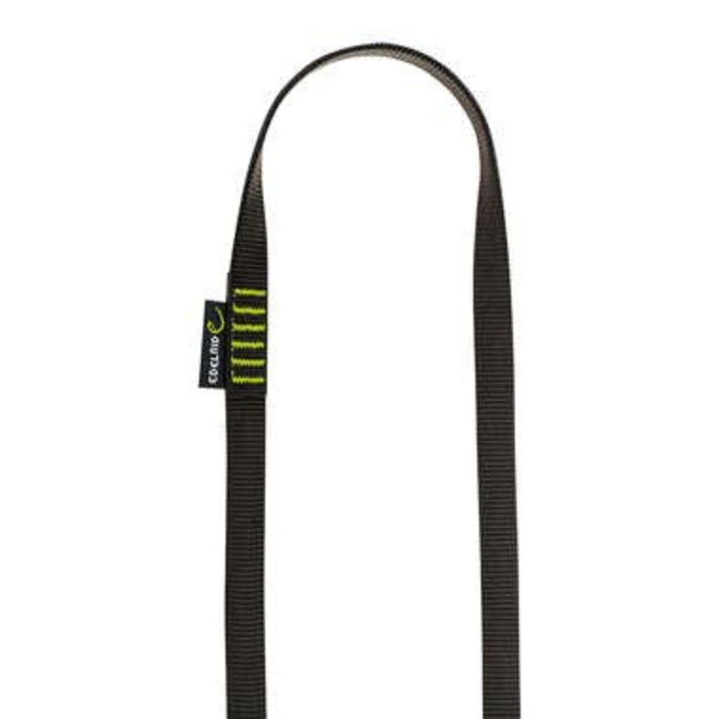 EDELRID Edelrid - Tubular Sling 16mm, 240cm, slate/night