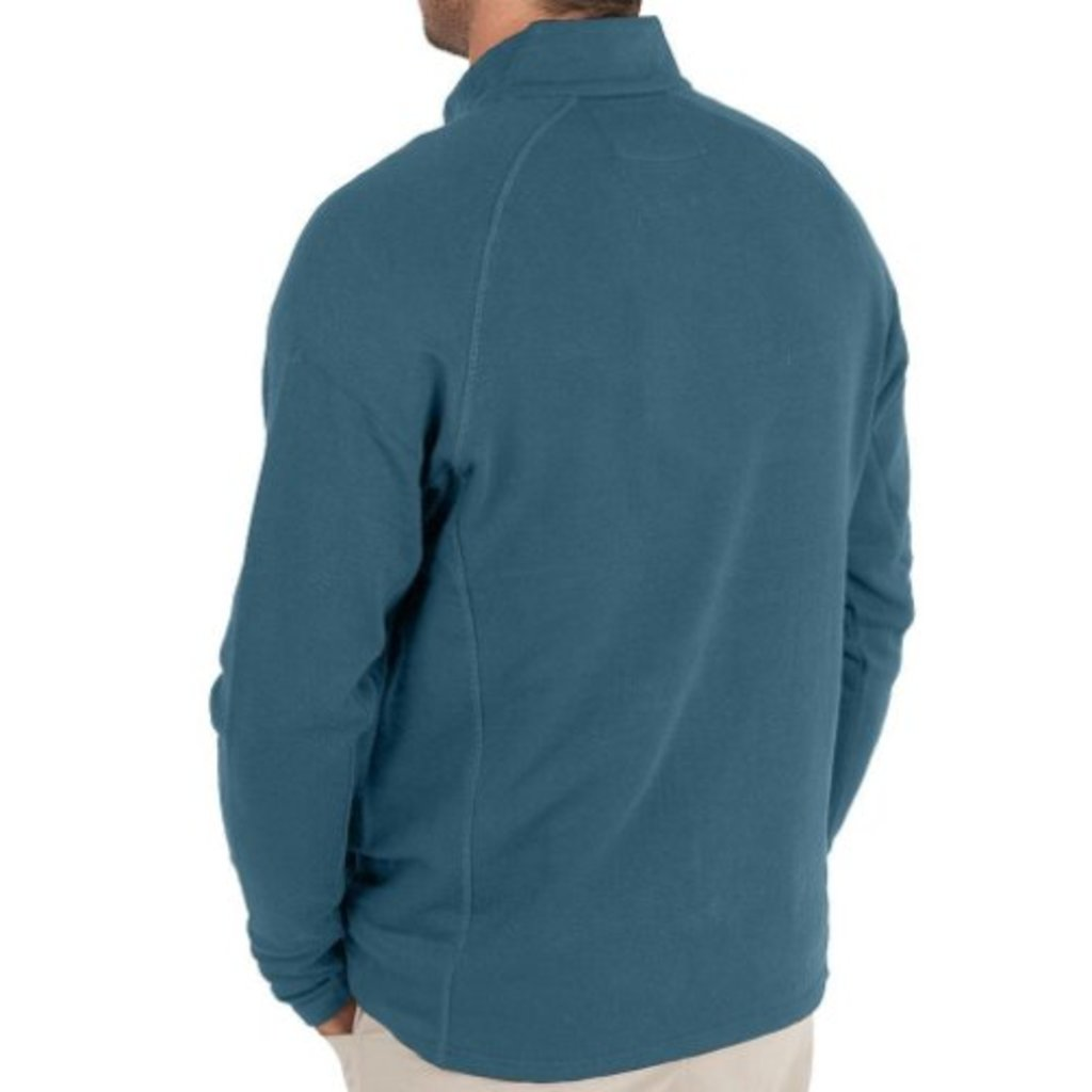 FREE FLY Free Fly - Men's Bamboo Fleece Quarter Zip
