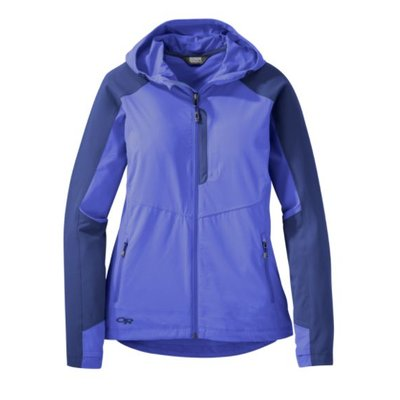Outdoor Research - Women's Ferrosi Hooded Jacket